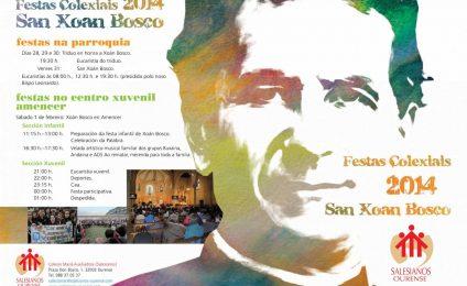 Fiestas Don Bosco 2014