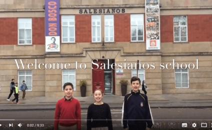 Salesianos school