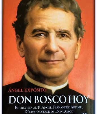 Porta libro Don Bosco